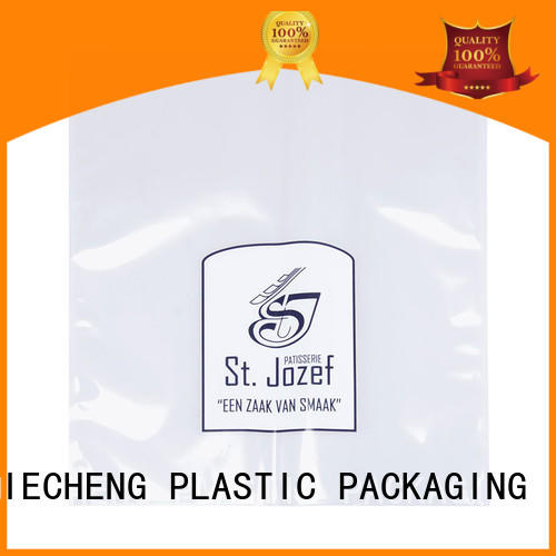 Custom printed opp plastic Cookie poly Cellophane Bags