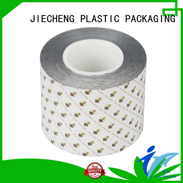 FAST SINCERE packing laminating film free design for chocolates
