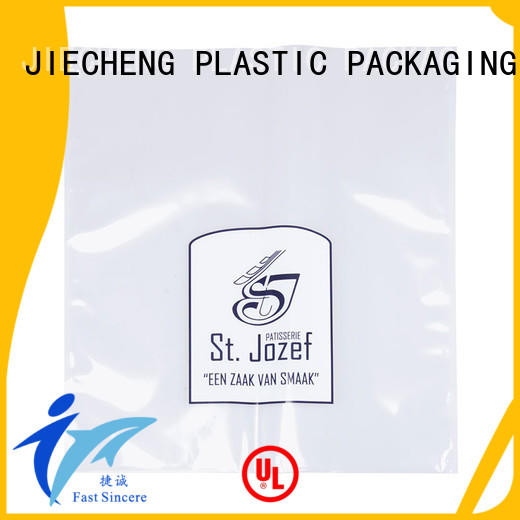 FAST SINCERE polyethylene bag factory price for cake