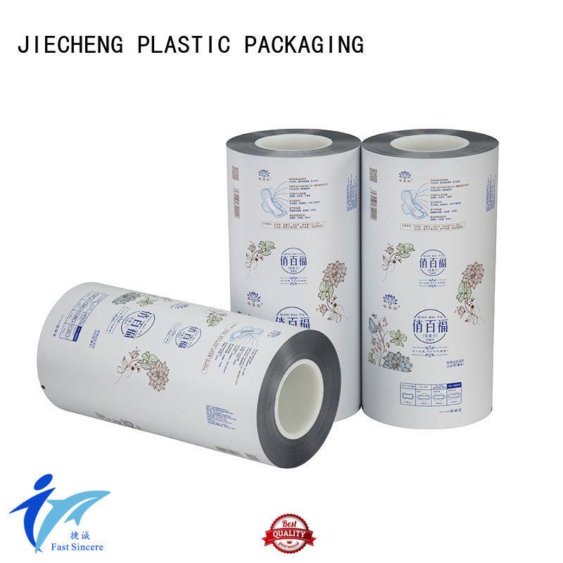 plastic self adhesive laminating film bulk production for chocolates FAST SINCERE