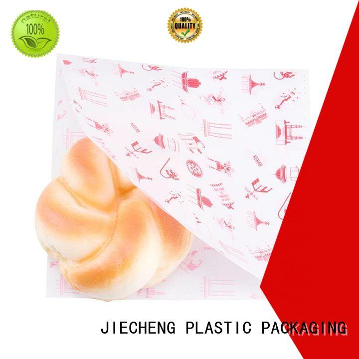 High-quality plastic polythene bags fast Supply for cookies