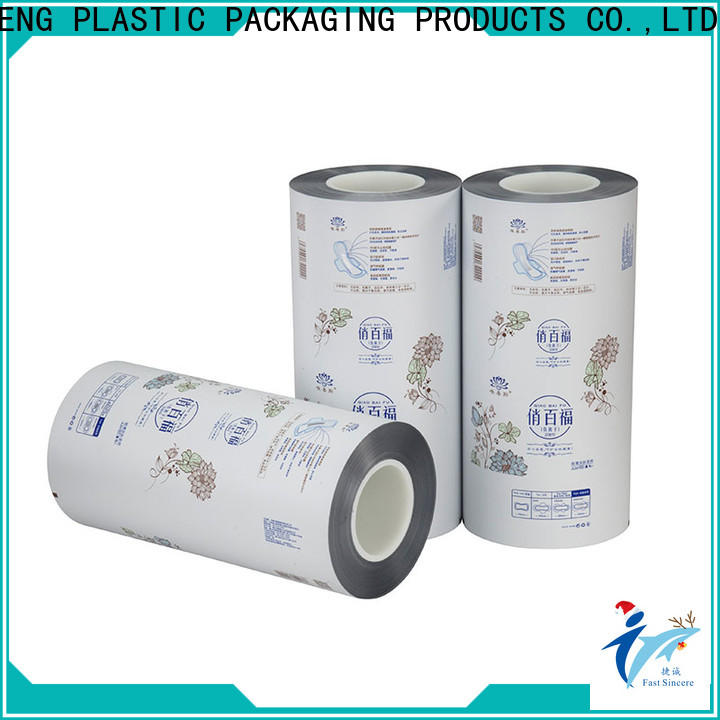 FAST SINCERE packing gbc laminating film rolls manufacturers for chocolates