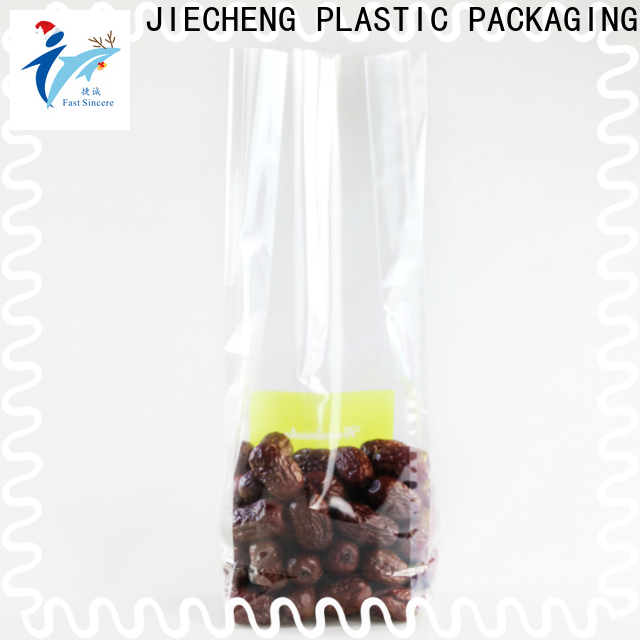 FAST SINCERE Latest food safe cellophane bags Supply for sugar