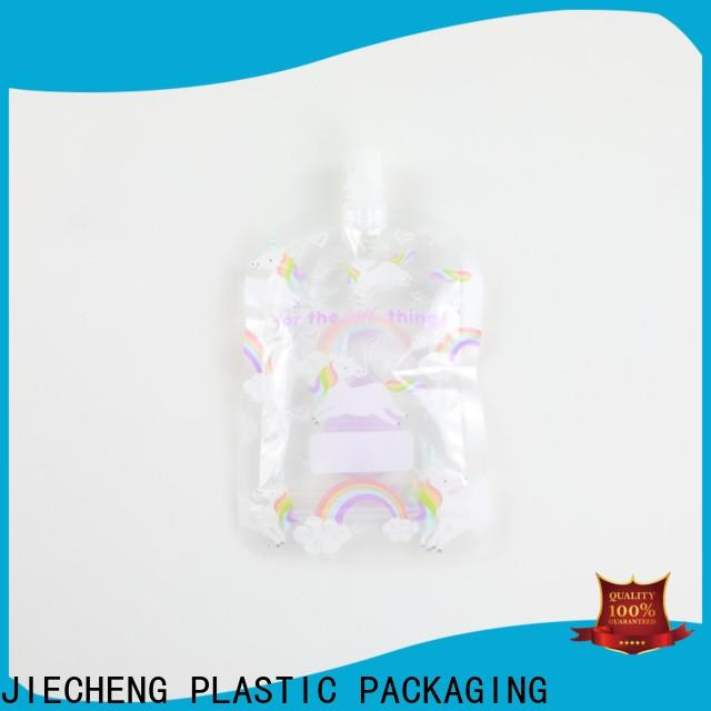 High-quality liquid pouch reusable company for beverages