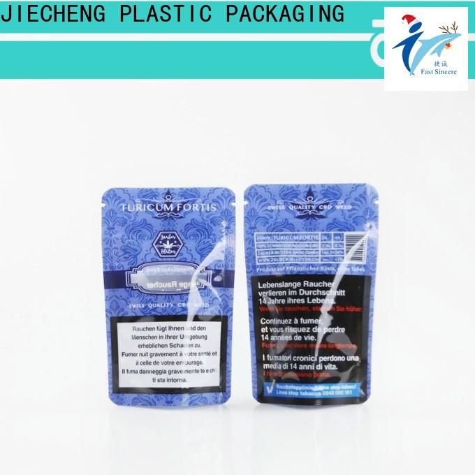 Wholesale stand up pouches wholesale handle factory for superfoods