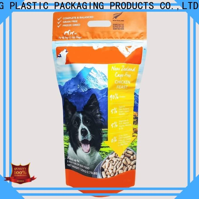 FAST SINCERE kraft stand up pouches wholesale canada factory for nuts