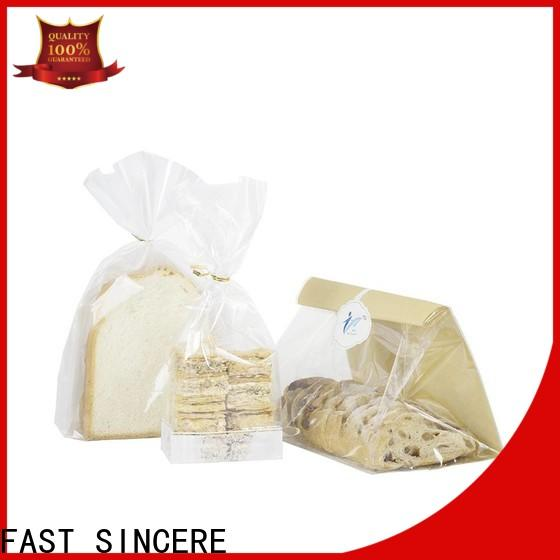 Custom food safe cellophane bags cellophane Supply for snacks
