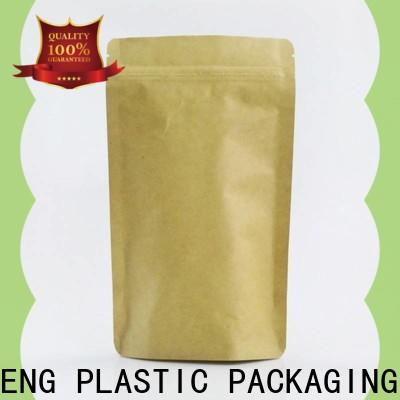 FAST SINCERE Top kraft shopping bags wholesale Suppliers for nuts