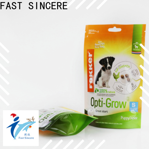 FAST SINCERE New stand up pouch bags wholesale manufacturers for superfoods