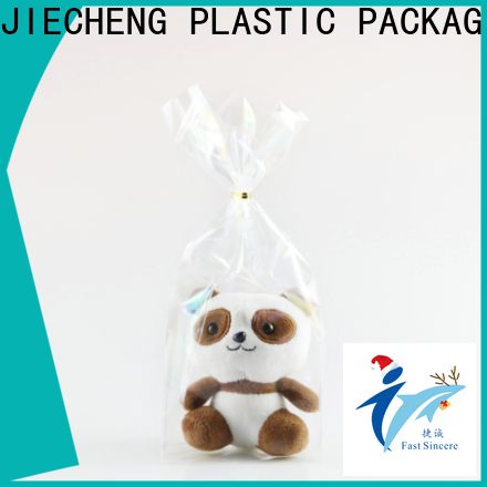 High-quality cello bags bulk gusseted manufacturers for snacks