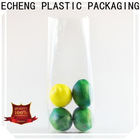 FAST SINCERE opp clear cellophane bags for cards company for sweets