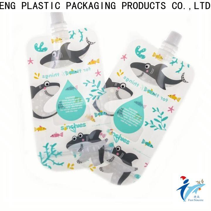 FAST SINCERE Wholesale biodegradable packaging for liquids factory for soups