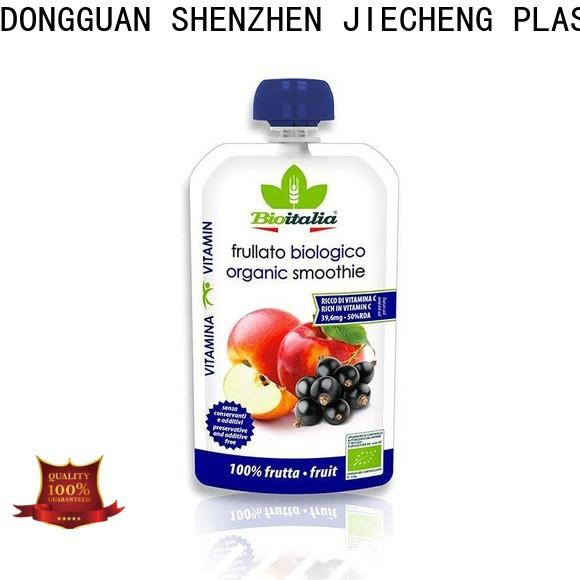 FAST SINCERE biodegradable spout pouch machine factory for Jam