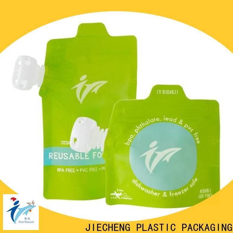 FAST SINCERE plastic bag cap Supply for food ingredients