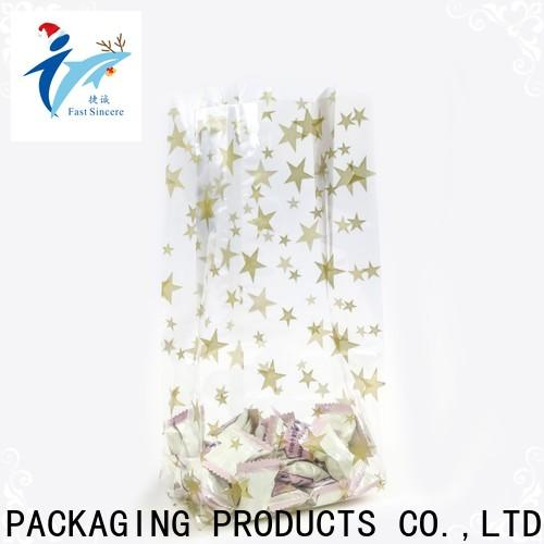 FAST SINCERE Top large clear polythene bags Supply