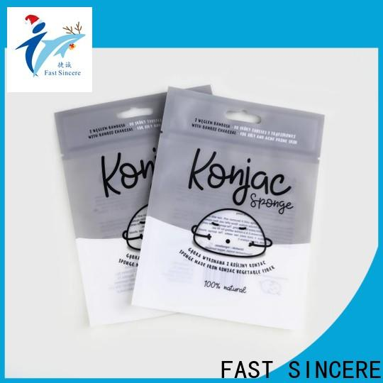 FAST SINCERE handle stand up pouch supplier Suppliers for superfoods