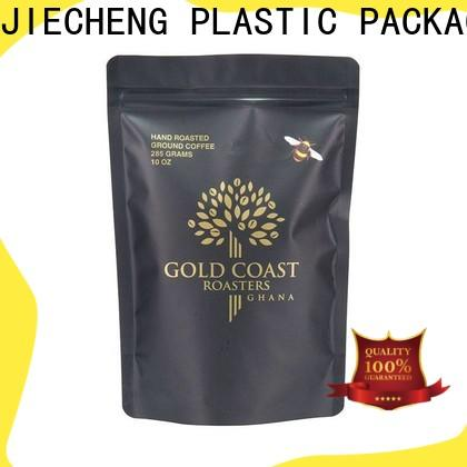 High-quality side gusset pouch matte for coffee beans