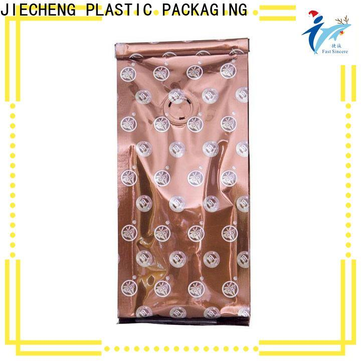 FAST SINCERE packing wholesale paper bags with windows Supply for coffee beans