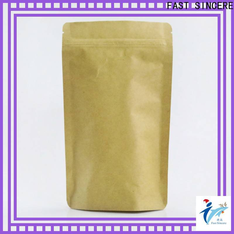 FAST SINCERE paper tiny paper bags company for tea