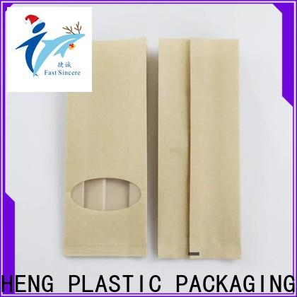 FAST SINCERE Top kraft paper carrier bags manufacturers for tea