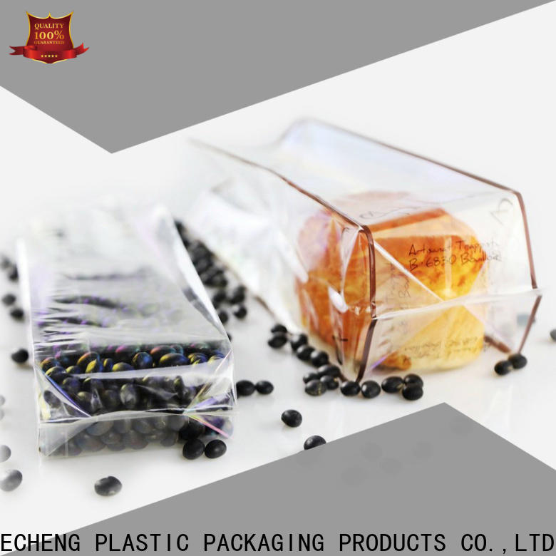 FAST SINCERE Top flat poly bags Supply for bugers
