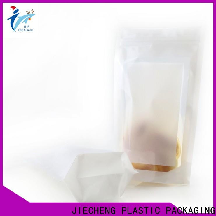 FAST SINCERE Top stand up pouches uk for cookies