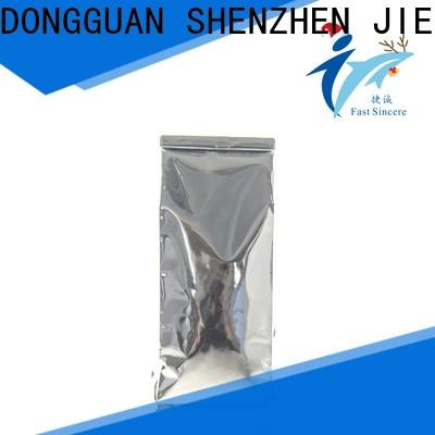 FAST SINCERE printed black coffee pouch for business for coffee powder