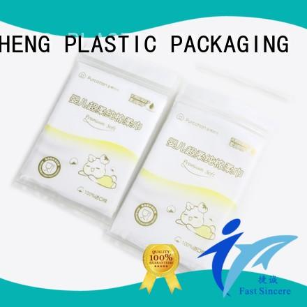 FAST SINCERE opp plastic packing bags company for bread