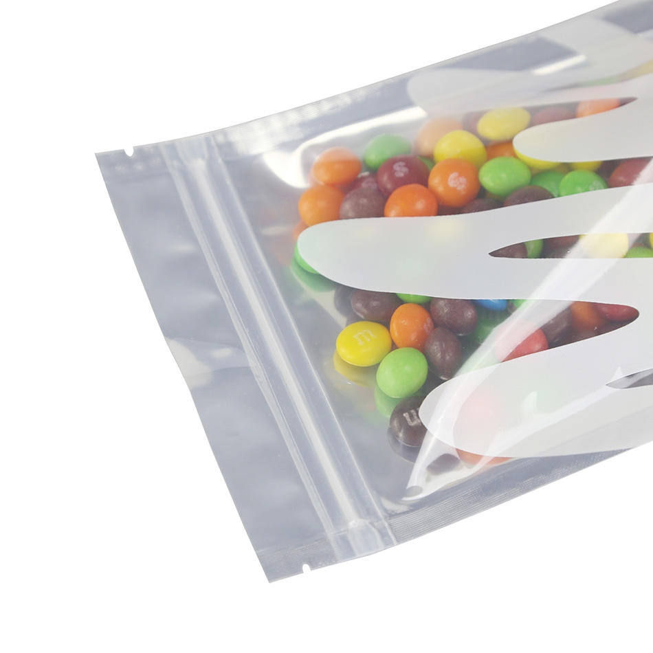 Stand up Pouches for Food Zipper Bag Wholesaler