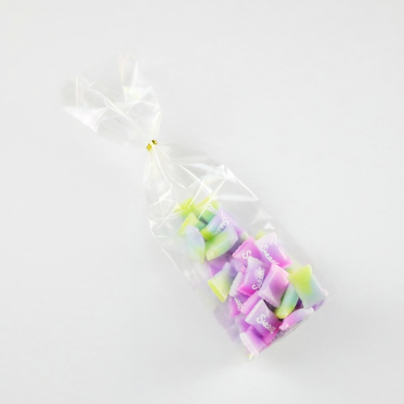 Heat Seal Stand up Cellophane Bags