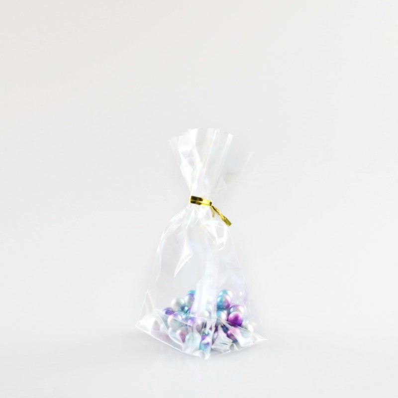Customized Recycled Cellophane Bags Clear