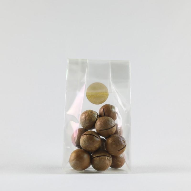 Transparent BOPP bag Polyethylene for Dry Fruit