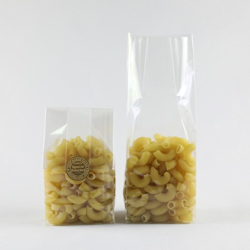 Best gusseted cellophane bags wholesale transparent Supply for rice
