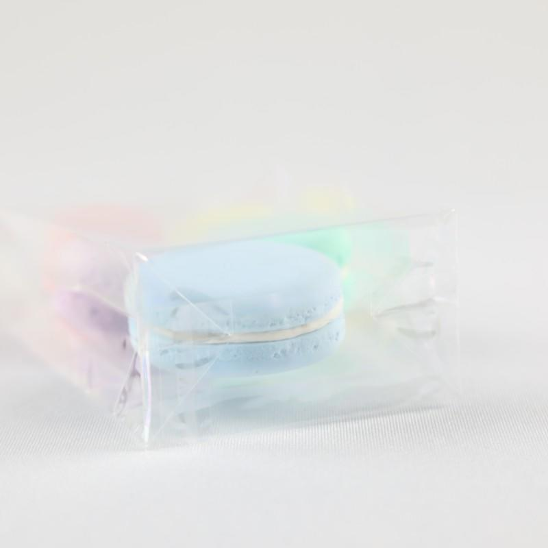 Clear Side Gusset Bag For Chirldren to Prepare Gift