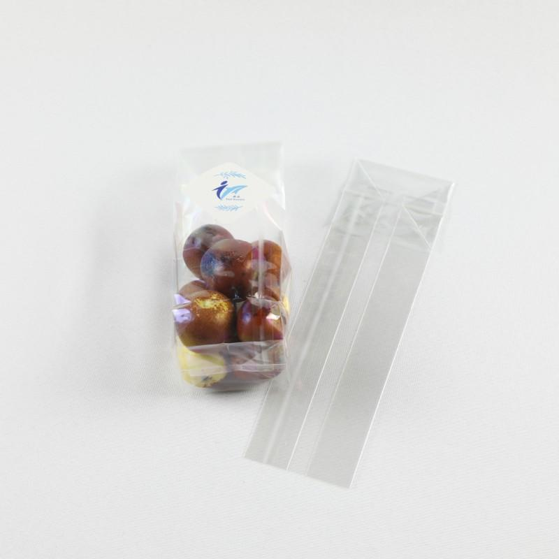 Opp Cellophane Bag with Sticker Lable or Print LOGO