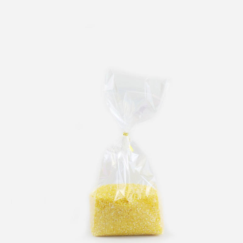 High Clearly Gusset Bags for Food Packaging