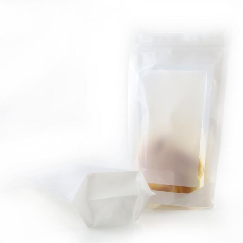 Eco Friendly Food Stand up Pouch Bag with Window