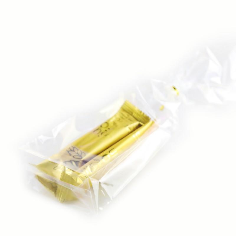 100pcs Cellophane Cookies Bags With Heat Sealing