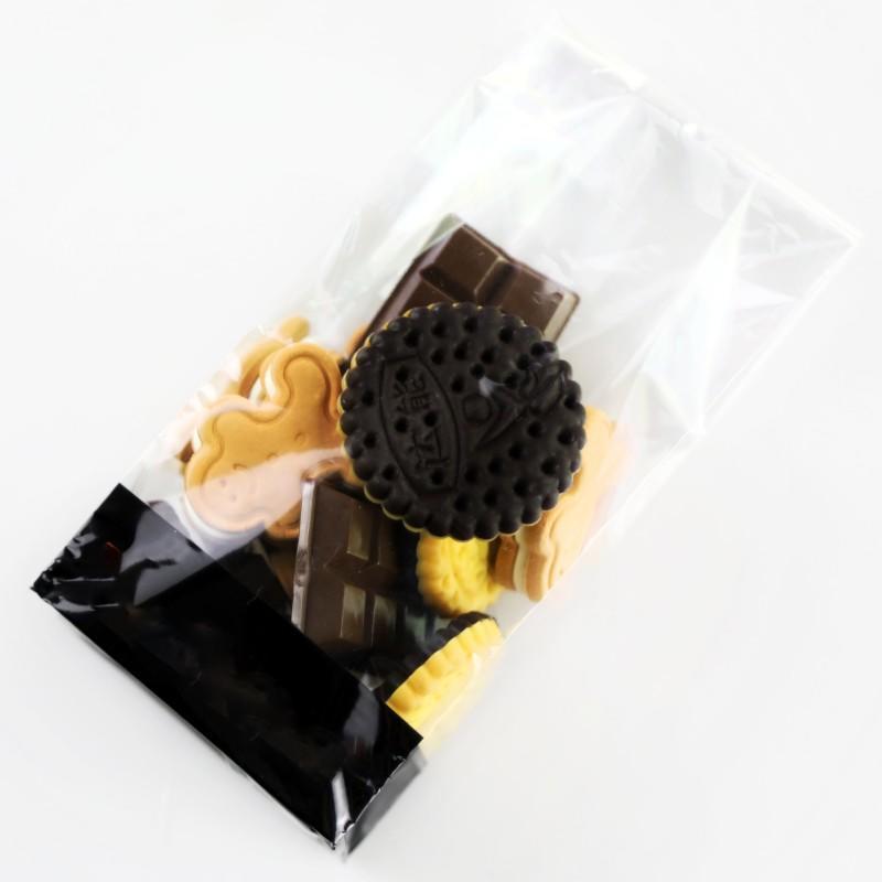 Block Bottom Cellophane Bag for Packaging