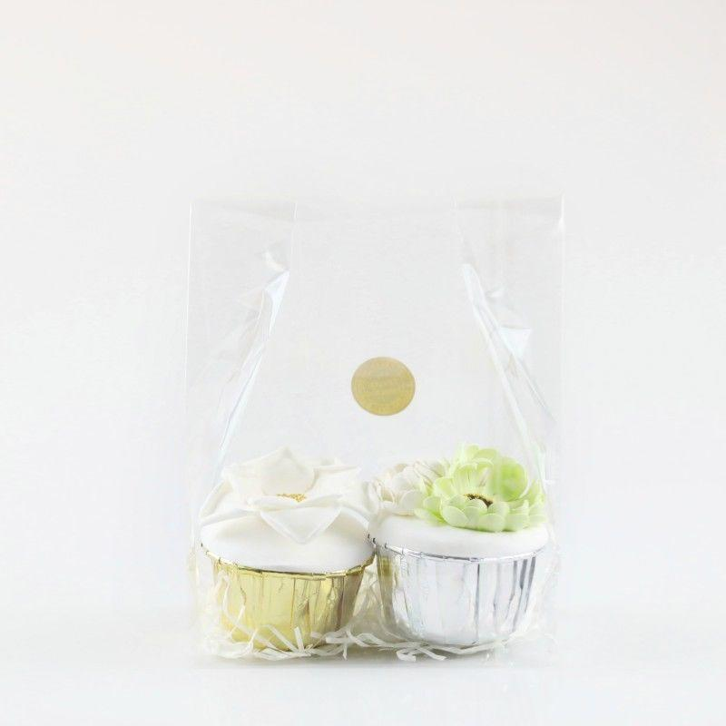 High Transparent Heat Sealing Clear Bags for Candy