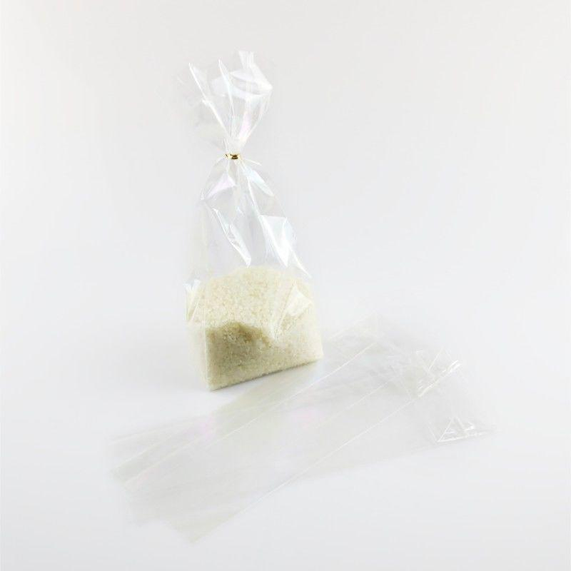 Small Custom Clear Cello Bags With Food Safty