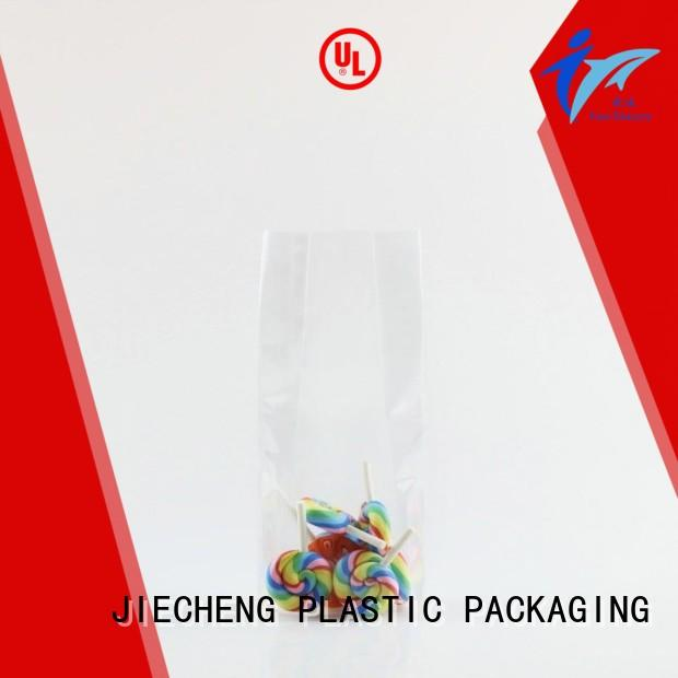 FAST SINCERE cellophane square cellophane bags Supply for snacks