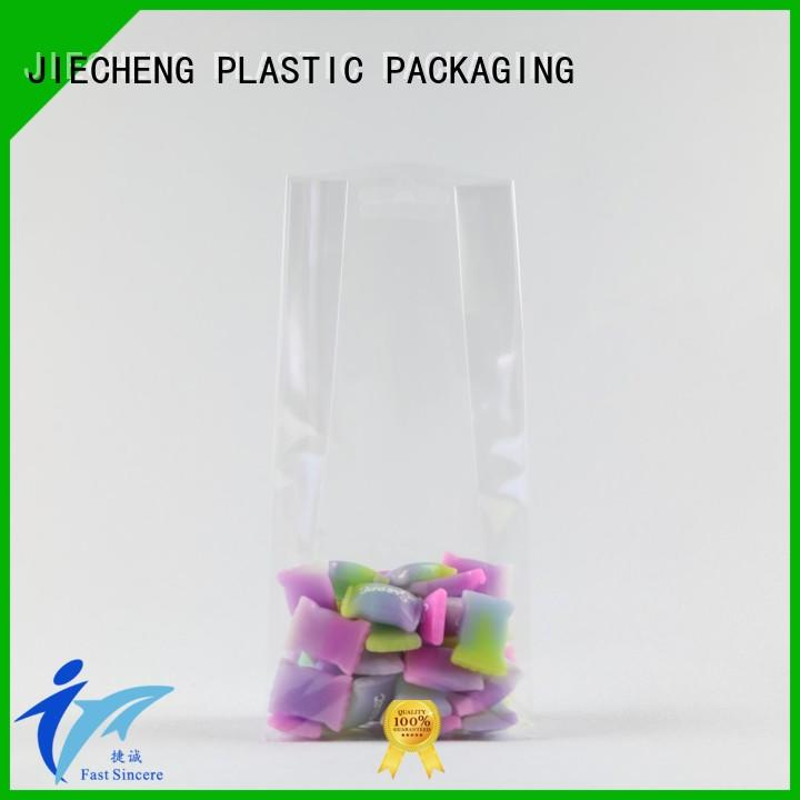 FAST SINCERE clear food packaging plastic bag bulk production for rice