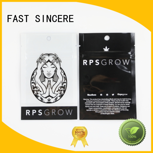 household stand up zipper bags wholesale supplier for seeds FAST SINCERE