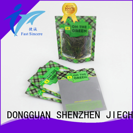 FAST SINCERE widely used flat bottom gusset bags food for seeds