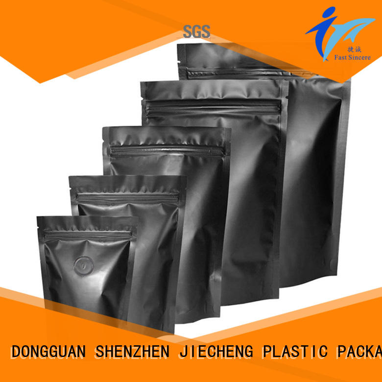 FAST SINCERE ziplock recycle coffee bags factory price for coffee beans