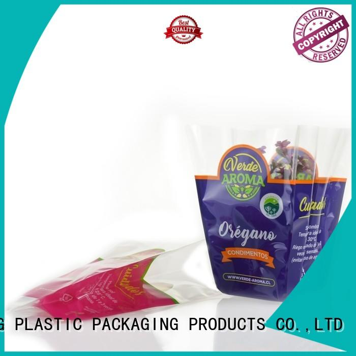 FAST SINCERE poly plastic bags wholesale for business for cake