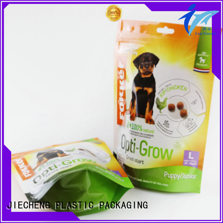 FAST SINCERE High-quality abc packaging stand up pouches for business for nuts