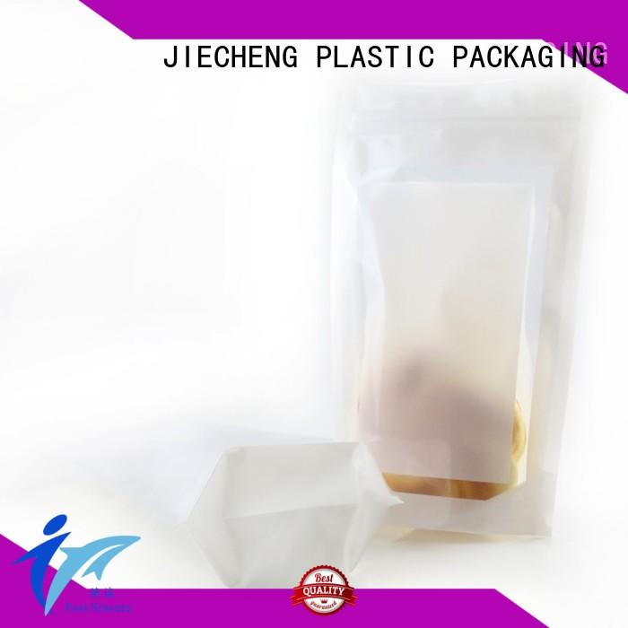 Best biodegradable stand up pouches paper company for superfoods