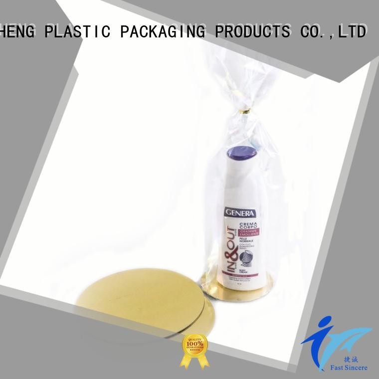 FAST SINCERE Custom polyethylene bag manufacturers for bakery